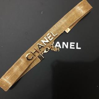 CHANEL - chanel choker ネックレス