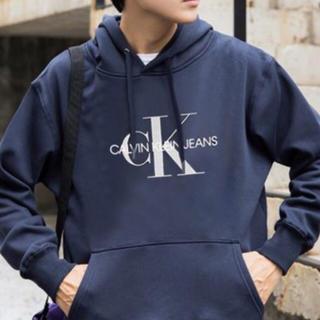 カルバンクライン(Calvin Klein)の【品薄★ラスト1点★早い者勝ち】カルバンクライン パーカー(パーカー)