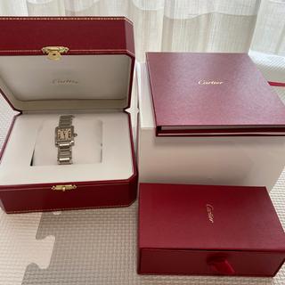 Cartier - カルティエ  タンクフランセーズ