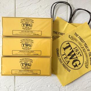 *新品* TWG 紅茶 3種類セット