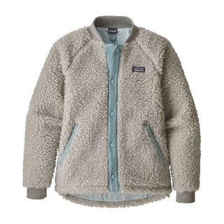 patagonia - パタゴニア ガールズ レトロX ボマー ジャケット TGY XLサイズ