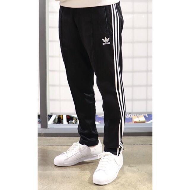 adidas(アディダス)のアディダス ベッケンバウアー トラックパンツ XS メンズのパンツ(その他)の商品写真