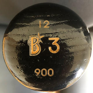 ミズノ(MIZUNO)のDeNA ベイスターズ 梶谷 選手 支給 実使用 NPB kazy3 プロ野球(バット)