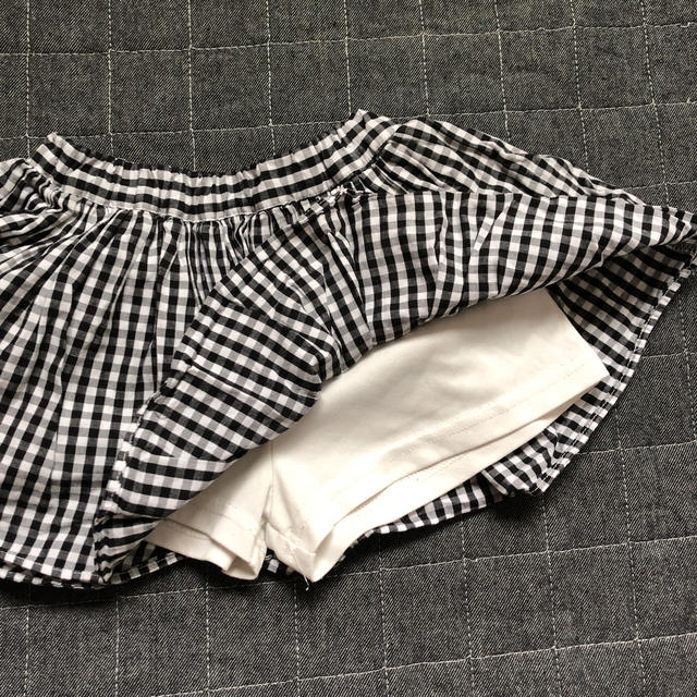 GLOBAL WORK(グローバルワーク)のGLOBAL WORK☆サイズ90〜95☆サイズS☆スカート☆ キッズ/ベビー/マタニティのキッズ服女の子用(90cm~)(スカート)の商品写真