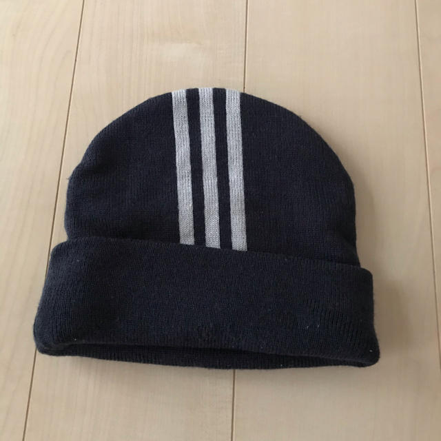 adidas(アディダス)のアディダス ニット帽 スノーボード スキー メンズの帽子(ニット帽/ビーニー)の商品写真