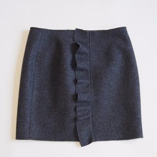 イザベルマラン(Isabel Marant)のISABEL MARANT イザベルマラン ウールミニスカート(ミニスカート)