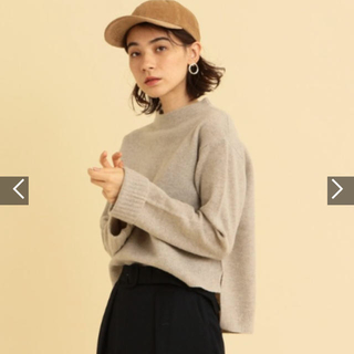 BEAUTY&YOUTH UNITED ARROWS - beauty&youth UNITED ARROWS ニット セーター