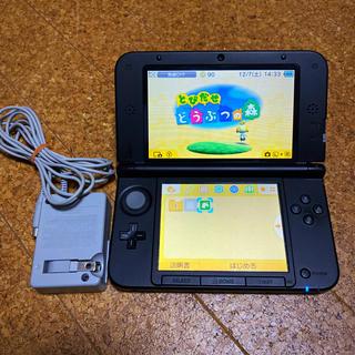 ニンテンドー3DS(ニンテンドー3DS)の任天堂 ニンテンドー3DS LL (携帯用ゲーム機本体)