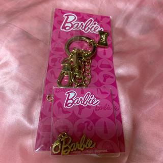バービー(Barbie)のバービー キーホルダー barbie チャーム バービーグッズ コラボ(キーホルダー)