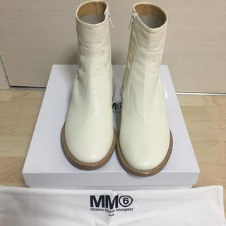 エムエムシックス(MM6)のmm6 ブーツ 37 1/2(ブーツ)