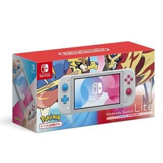 Nintendo Switch - クーポン利用可!nintendo switch lite ザシアン・ザマゼンタ