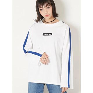 コンバース(CONVERSE)のCONVERSE×Jennii ロングスリーブシャツ(Tシャツ(長袖/七分))