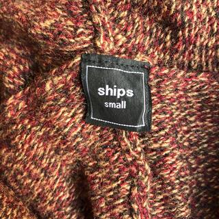 SHIPS - ships ニットカーディガン