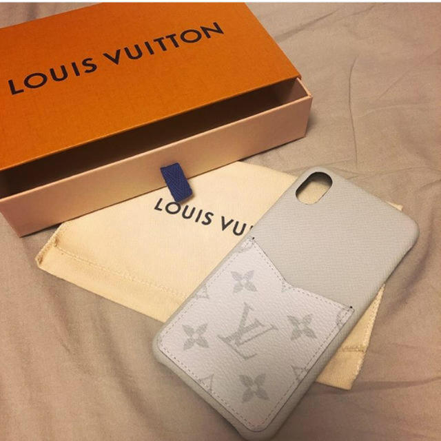 LOUIS VUITTON - 新品未使用✨Louis Vuitton iPhoneXS MAX ケースの通販
