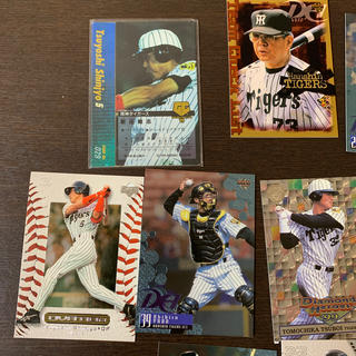 ハンシンタイガース(阪神タイガース)の阪神タイガース 野球カード(シングルカード)