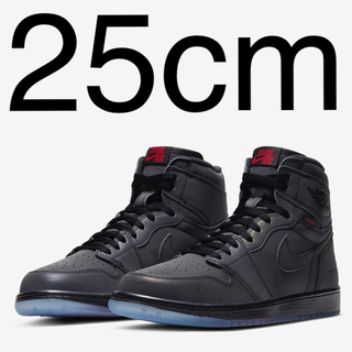 ナイキ(NIKE)の25cm NIKE AIR JORDAN1 HIGH ZOOM R2T AJ1(スニーカー)