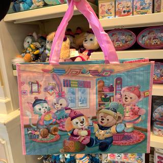 Disney - ダッフィー ウインター2019 ショッピングバッグ 香港ディズニー限定