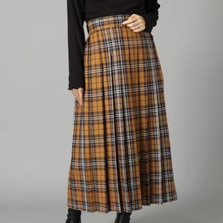 LOWRYS FARM - LOWRYSFARM タータンチェックロングスカート