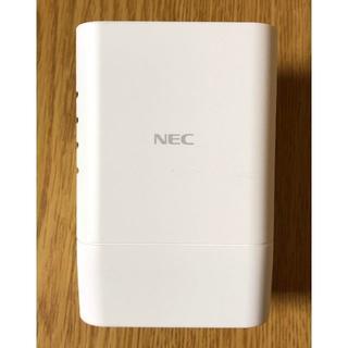 エヌイーシー(NEC)のAterm PA-W1200EX (Wifi 中継機)(PC周辺機器)