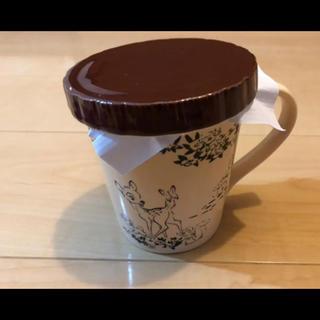 AfternoonTea - 新品 未使用 afternoontea バンピ Disney 蓋付き マグカップ