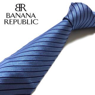 Banana Republic - 【美品】BANANA REPUBLIC ネクタイ イタリア製 ストライプ