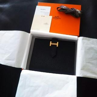 Hermes - エルメス HERMES ベアン コンパクト 財布