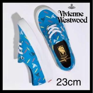 Vivienne Westwood - 23cm VANS ヴィヴィアンウエストウッド オーセンティック
