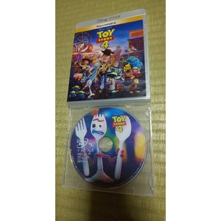 トイストーリー4 DVD ディズニー MovieNEX