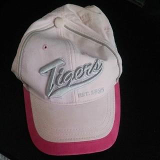 ゼット(ZETT)の阪神タイガースの帽子(応援グッズ)