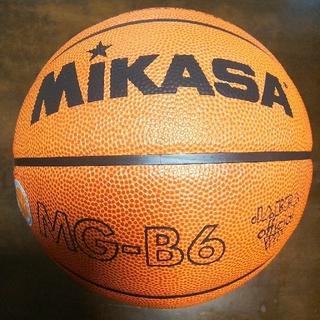 ミカサ(MIKASA)のミカサ バスケットボール6号球(バスケットボール)