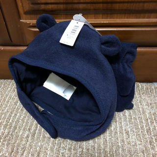 babyGAP - baby GAP  耳付き帽子と手袋