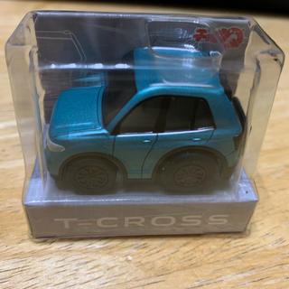 フォルクスワーゲン(Volkswagen)のT-CROSS チョロQ(ミニカー)