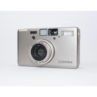 キョウセラ(京セラ)のCONTAX T3  極美品 レア コンタックス フィルム コンパクト カメラ(フィルムカメラ)
