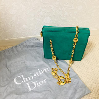 Christian Dior - Christian Dior ディオール ショルダー バッグ CDマーク 正規品