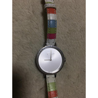 コーチ(COACH)のcoach腕時計(腕時計)