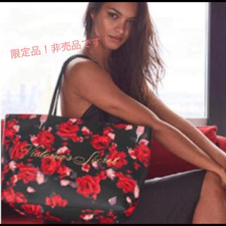 Victoria's Secret - ヴィクトリアシークレット新作tote薔薇柄新品!非売品限定品です!