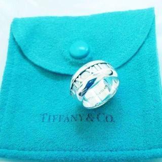 ティファニー(Tiffany & Co.)の☆新品☆未使用☆ティファニー アトラスニューメリックリング 7号(リング(指輪))
