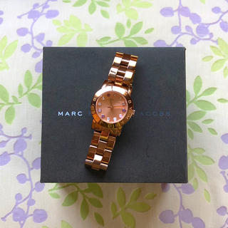 MARC BY MARC JACOBS - MARC JACOBS  ⑬   腕時計・稼動品✨