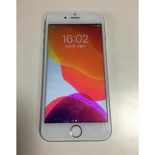 iPhone - iPhone6s 64GB シルバー SIMフリー