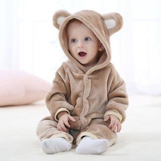 ベビー服 80㎝ カバーオール ロンパース かわいい 女の子 男の子 着ぐるみ