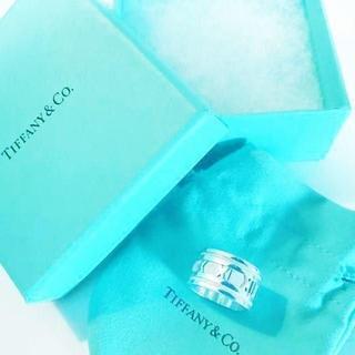 ティファニー(Tiffany & Co.)の☆新品☆未使用☆ティファニー アトラスワイドリング7号(リング(指輪))