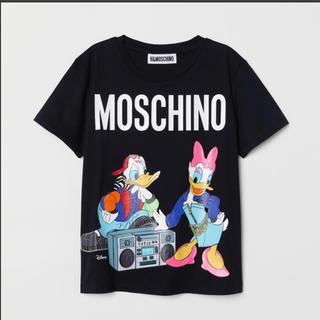 モスキーノ(MOSCHINO)のH&MOSCHINO Tシャツ サイズS(Tシャツ(半袖/袖なし))