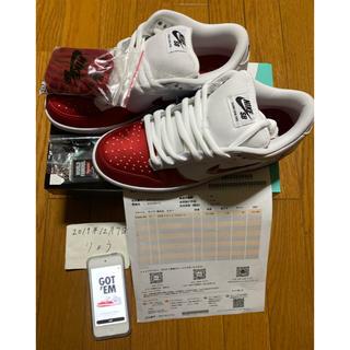 Supreme - Supreme SB DUNK LOW Nike