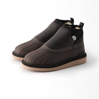 DEUXIEME CLASSE - Deuxieme Classe SUICOKE boots◆ブラック36