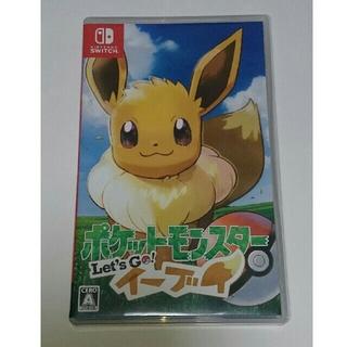 Nintendo Switch - ポケットモンスター Let's  Goイーブイ