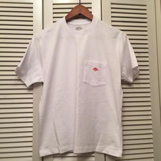 DANTON - 定価5940円 新品 DANTON 半袖クルーネックTシャツ
