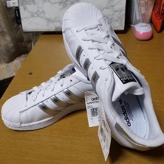 adidas - adidas アディダス スーパースター 23.5