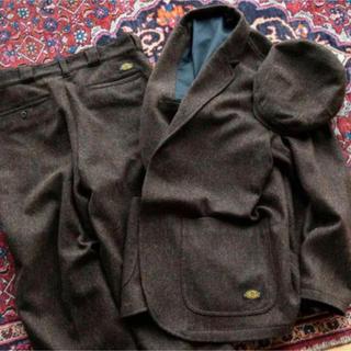BEAMS - Dickies × TRIPSTER x BEAMS TWEED jacket