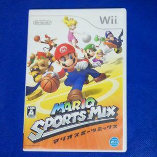 Wii - マリオ
