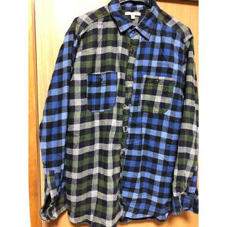 ユニクロ(UNIQLO)のネルシャツ(シャツ)